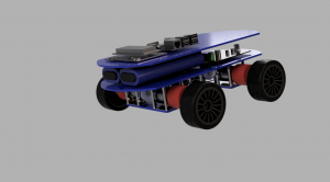 Chassis 7 - Small wheels