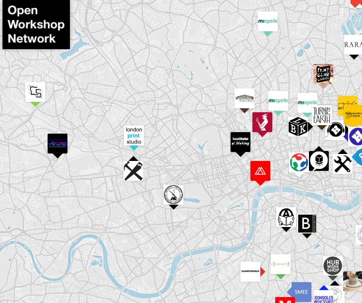 Open Workshop Network
