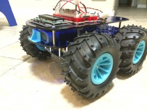 TractorBot 2015